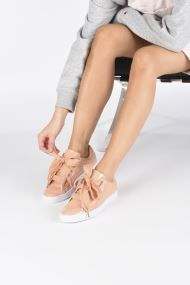 Trainers Women Basket Heart Patent Wn's