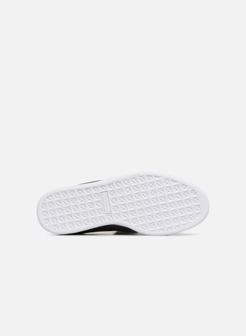 Sneakers Puma Basket Heart Patent Wn's Grigio immagine dall'alto