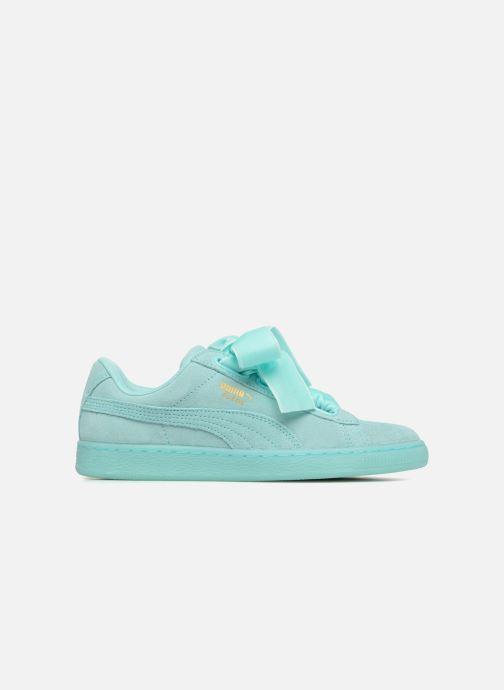 Puma Suede Heart Reset Wn\'s (Azzurro) - Sneakers chez Sarenza MexFu