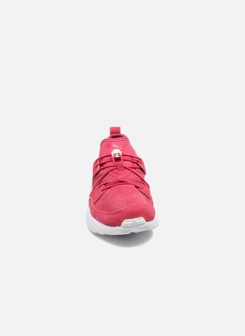 Sneakers Puma Blaze of Glory SOFT Wn's Pink se skoene på