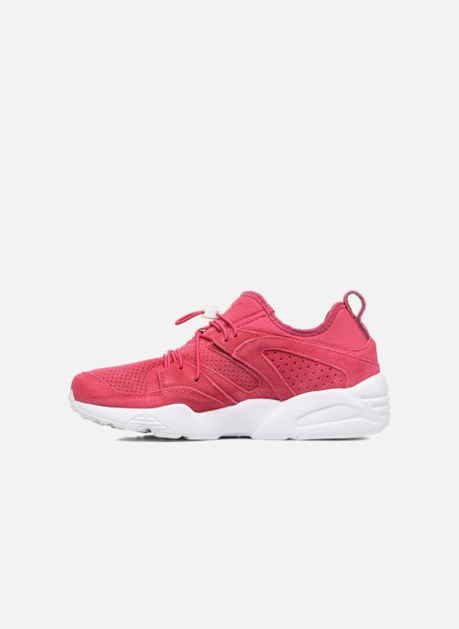 Sneakers Puma Blaze of Glory SOFT Wn's Pink se forfra