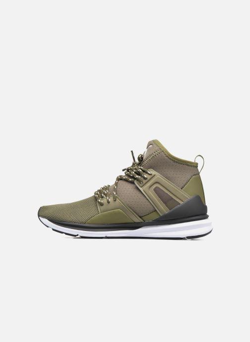 Sneakers Puma BOG Limitless Grøn se forfra