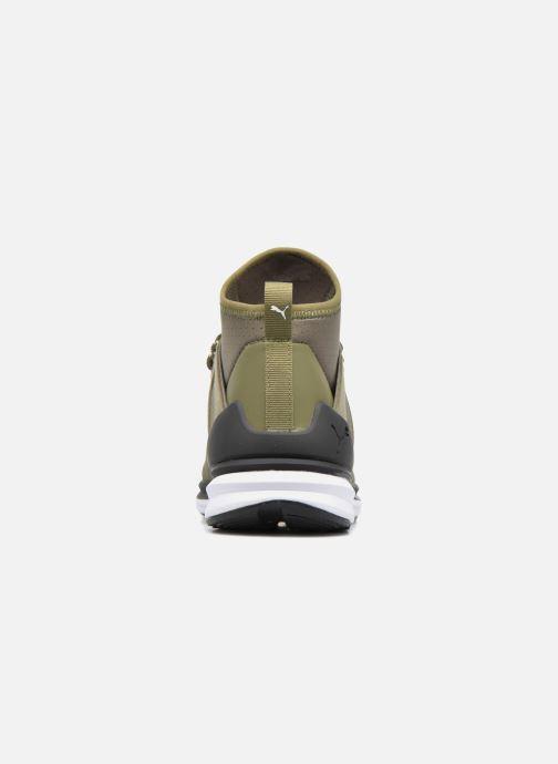 Sneakers Puma BOG Limitless Grøn Se fra højre