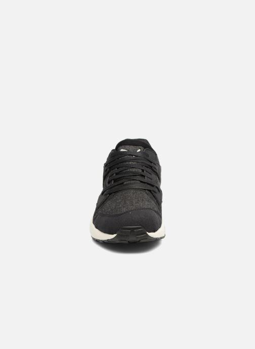 Baskets Puma Blaze Denim Noir vue portées chaussures