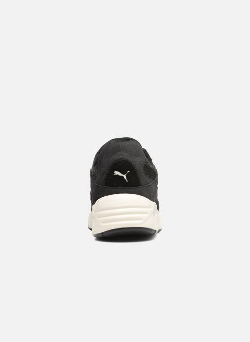 Baskets Puma Blaze Denim Noir vue droite