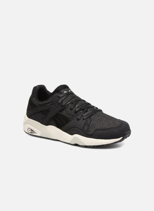 Sneakers Puma Blaze Denim Sort detaljeret billede af skoene