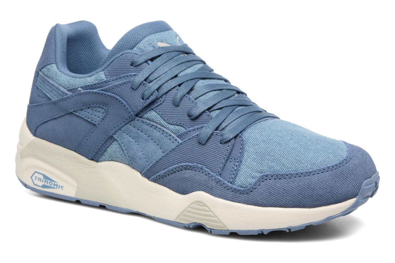 Puma Blaze Denim (Bleu) - Baskets en Más cómodo Les chaussures les plus populaires pour les hommes et les femmes