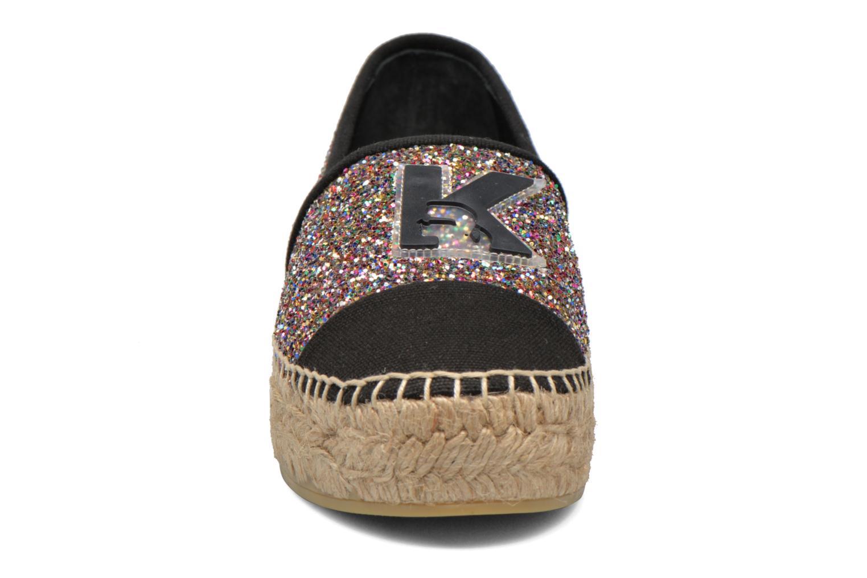 Espadrilles KARL LAGERFELD Glitter Espadrille Multicolor model