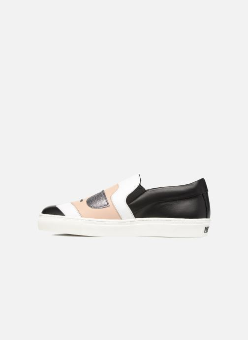 Baskets Karl Lagerfeld Kocktail Karl Slip On Noir vue face