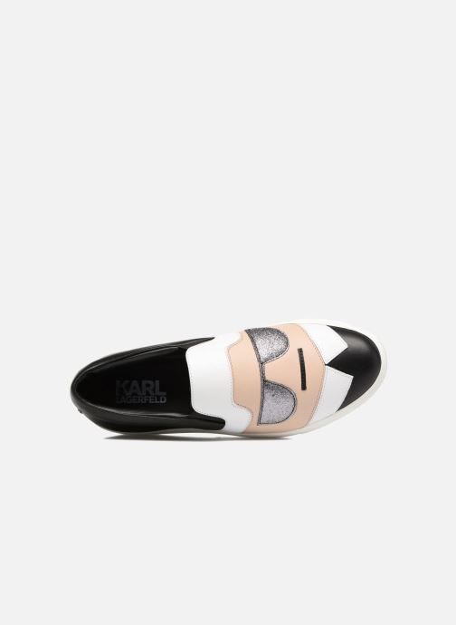 Baskets Karl Lagerfeld Kocktail Karl Slip On Noir vue gauche