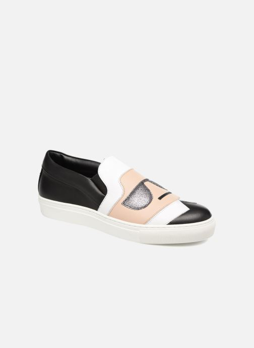 Baskets Karl Lagerfeld Kocktail Karl Slip On Noir vue détail/paire