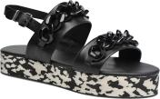 Sandales et nu-pieds Femme Plexi Platform Sandal