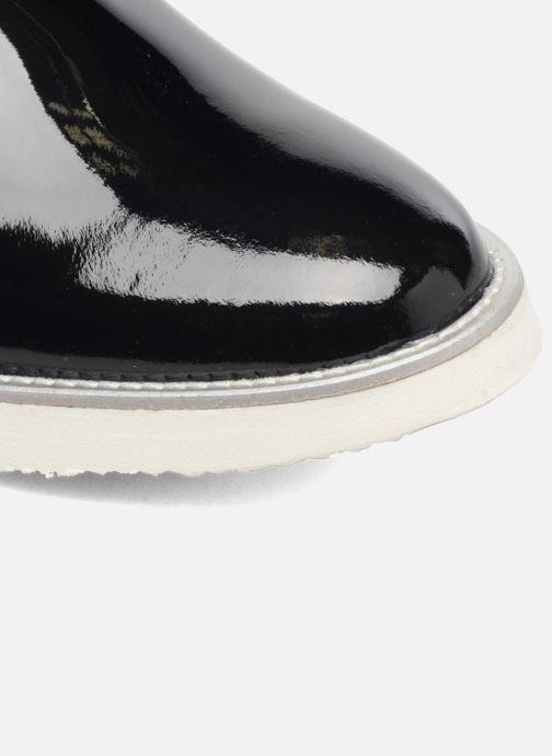 Chaussures à lacets Made by SARENZA Vegas Lipstick #10 Noir vue gauche
