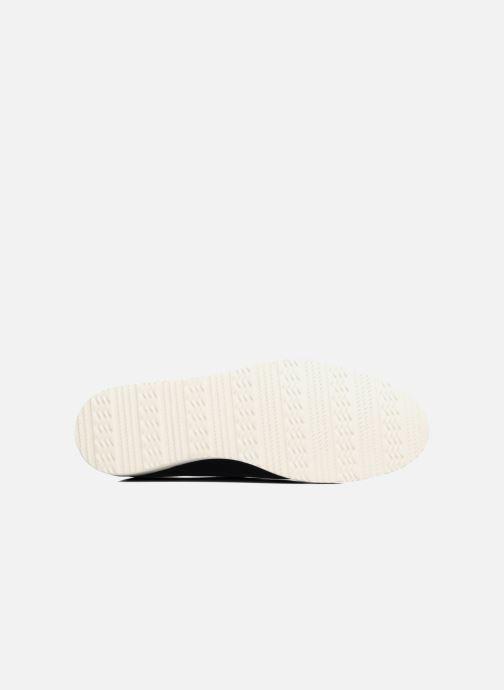 Zapatos con cordones Made by SARENZA Vegas Lipstick #10 Negro vista de arriba