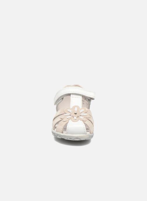 Sandalias Start Rite Primrose Blanco vista del modelo