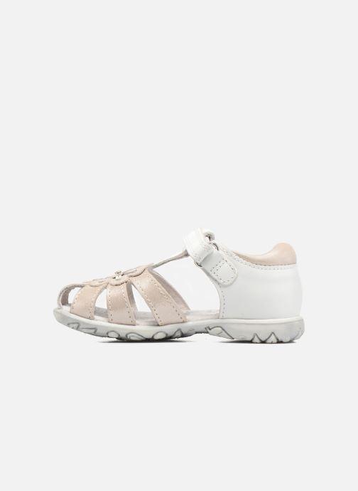 Sandales et nu-pieds Start Rite Primrose Blanc vue face