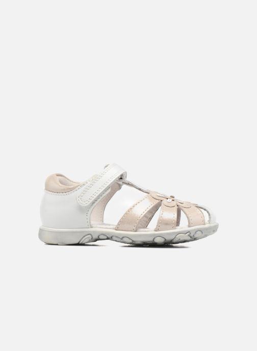 Sandales et nu-pieds Start Rite Primrose Blanc vue derrière