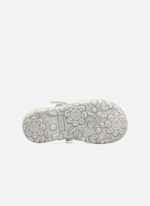 Sandales et nu-pieds Start Rite Primrose Blanc vue haut