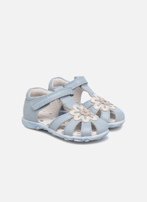 Sandales et nu-pieds Start Rite Primrose Bleu vue 3/4