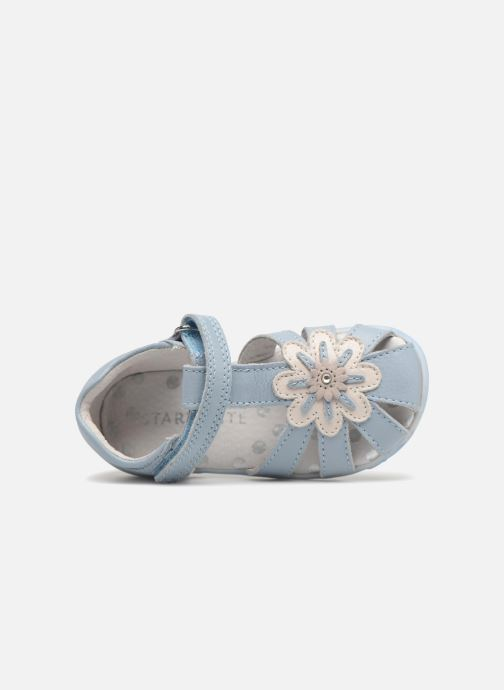 Sandales et nu-pieds Start Rite Primrose Bleu vue gauche
