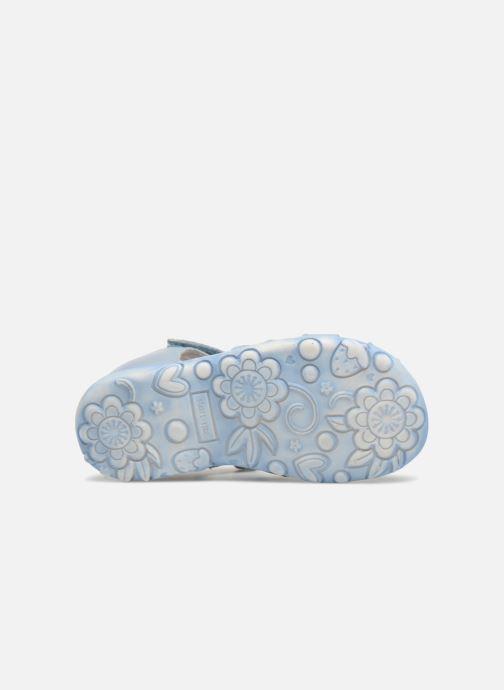 Sandales et nu-pieds Start Rite Primrose Bleu vue haut