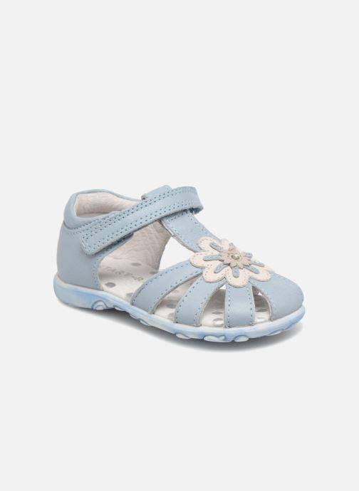 Sandales et nu-pieds Start Rite Primrose Bleu vue détail/paire