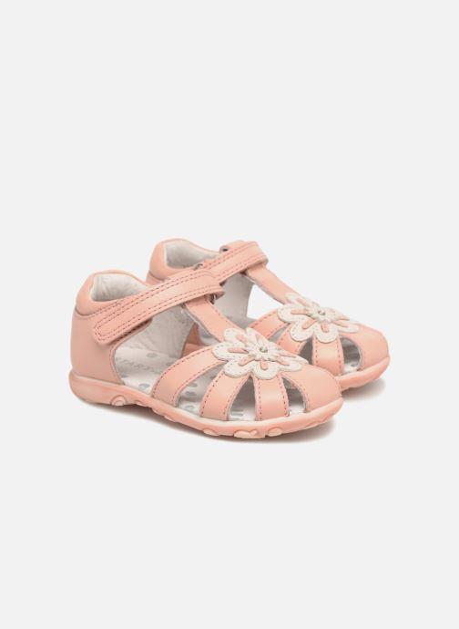 Sandales et nu-pieds Start Rite Primrose Rose vue 3/4