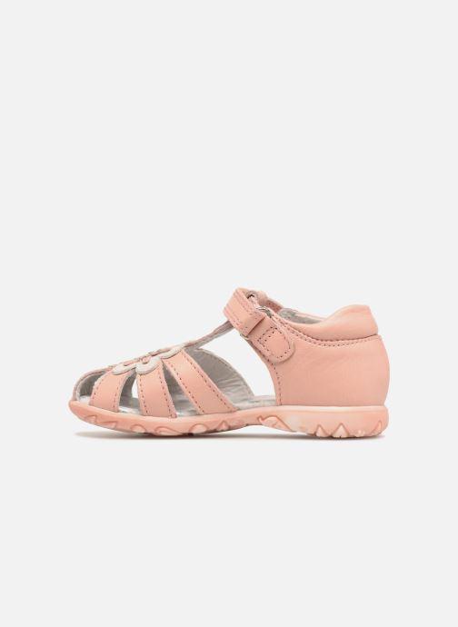 Sandaler Start Rite Primrose Pink se forfra