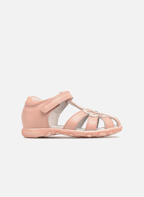 Sandales et nu-pieds Start Rite Primrose Rose vue derrière