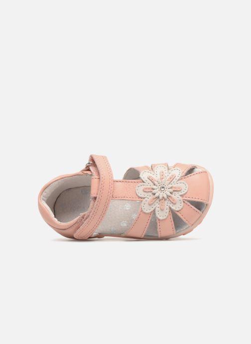 Sandales et nu-pieds Start Rite Primrose Rose vue gauche
