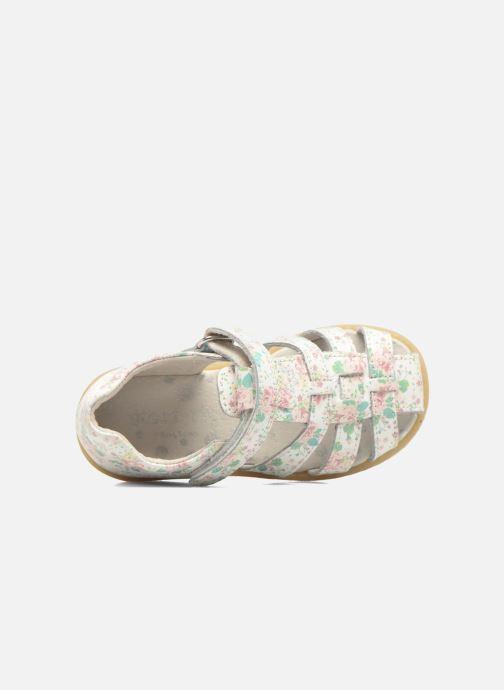 Sandales et nu-pieds Start Rite Ellie Multicolore vue gauche