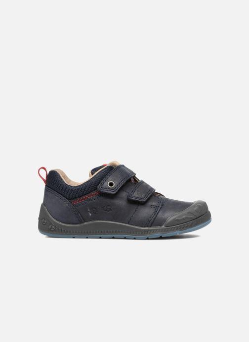 Schoenen met klitteband Start Rite Beetlebug Blauw achterkant