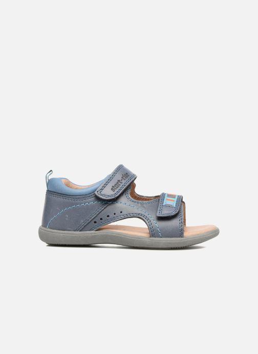 Sandales et nu-pieds Start Rite Elliot Bleu vue derrière
