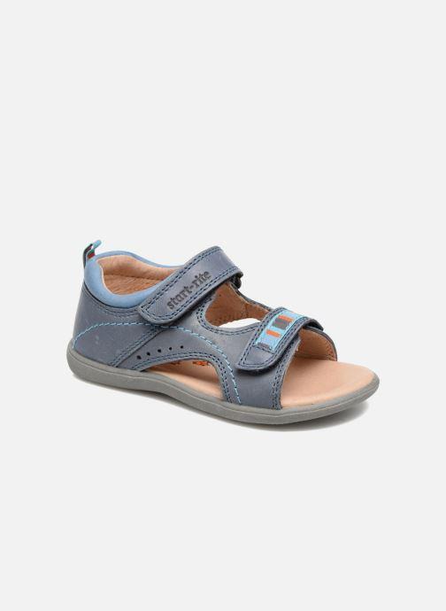Sandales et nu-pieds Start Rite Elliot Bleu vue détail/paire