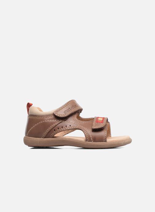 Sandales et nu-pieds Start Rite Elliot Marron vue derrière