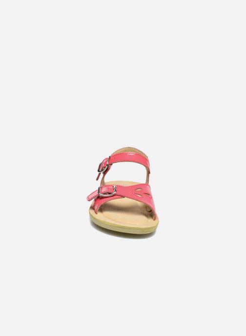 Sandales et nu-pieds Start Rite SR Soft Harper Rose vue portées chaussures