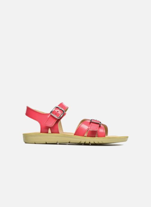Sandales et nu-pieds Start Rite SR Soft Harper Rose vue derrière