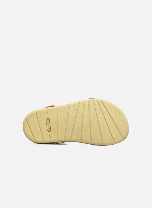 Sandales et nu-pieds Start Rite SR Soft Harper Rose vue haut