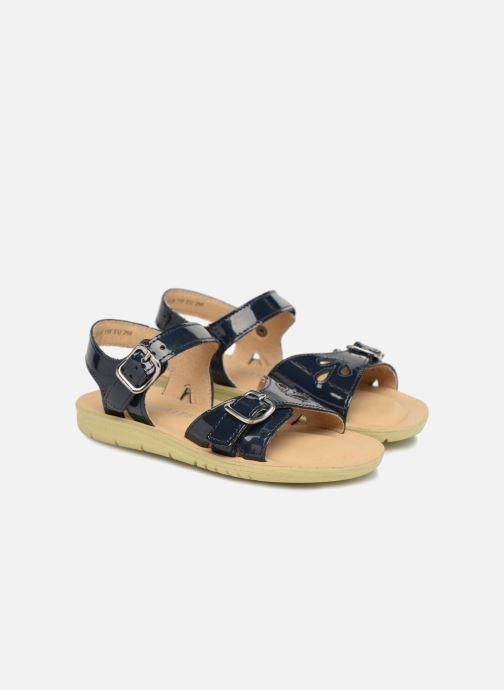 Sandales et nu-pieds Start Rite SR Soft Harper Bleu vue 3/4