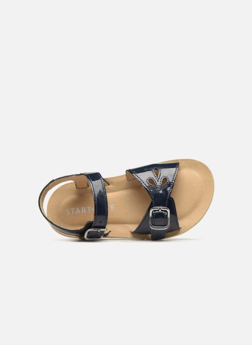 Sandales et nu-pieds Start Rite SR Soft Harper Bleu vue gauche