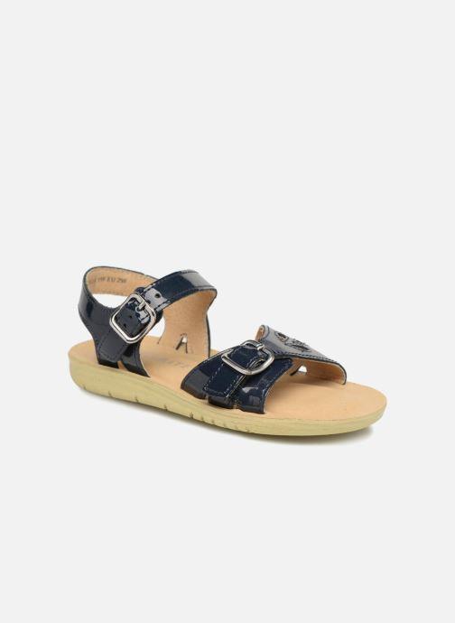 Sandales et nu-pieds Start Rite SR Soft Harper Bleu vue détail/paire