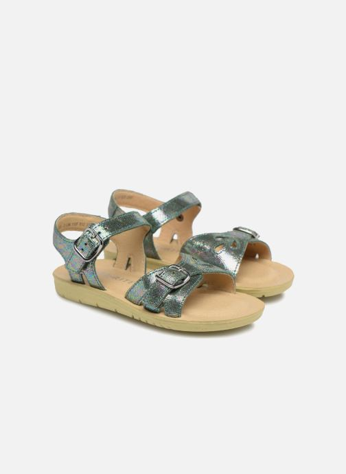 Sandales et nu-pieds Start Rite SR Soft Harper Argent vue 3/4