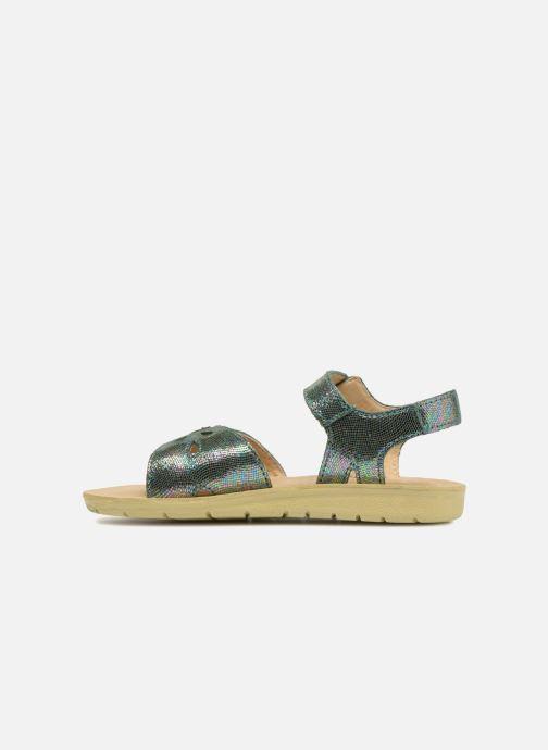 Sandali e scarpe aperte Start Rite SR Soft Harper Argento immagine frontale