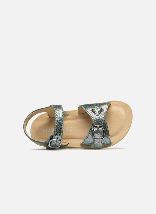 Sandali e scarpe aperte Start Rite SR Soft Harper Argento immagine sinistra