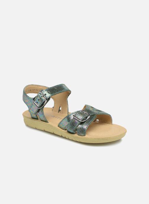 Sandales et nu-pieds Start Rite SR Soft Harper Argent vue détail/paire