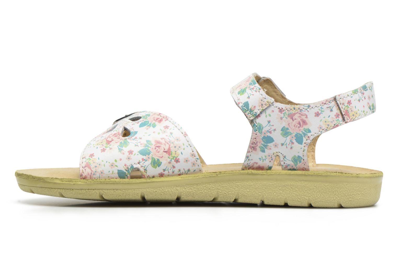 Sandales et nu-pieds Start Rite SR Soft Harper Rose vue face