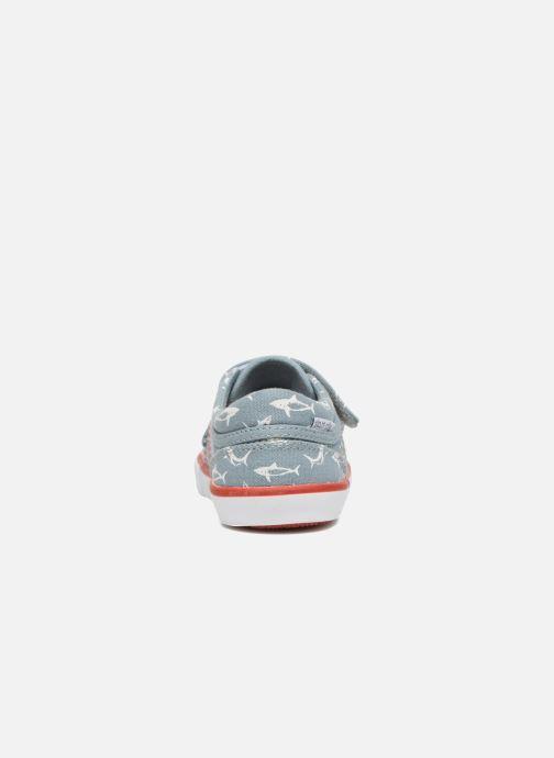 Sneakers Start Rite Sea Spray Blauw rechts