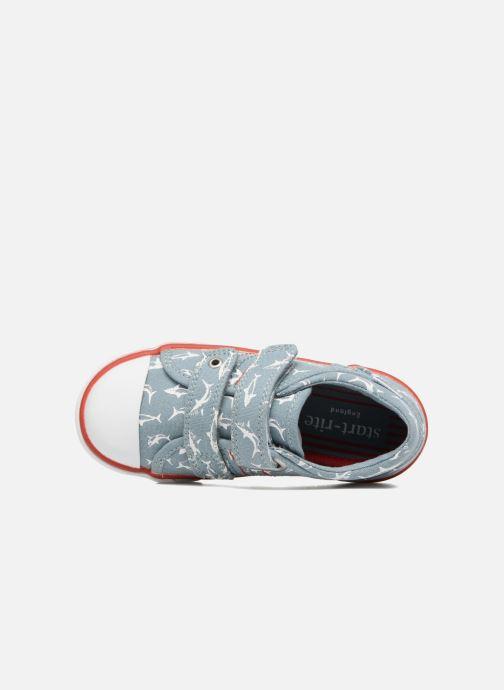 Sneakers Start Rite Sea Spray Blå se fra venstre