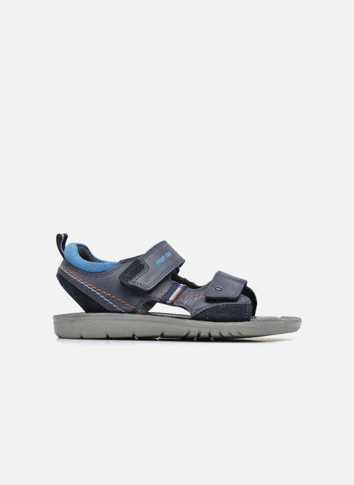 Sandales et nu-pieds Start Rite SR Soft Caleb Bleu vue derrière