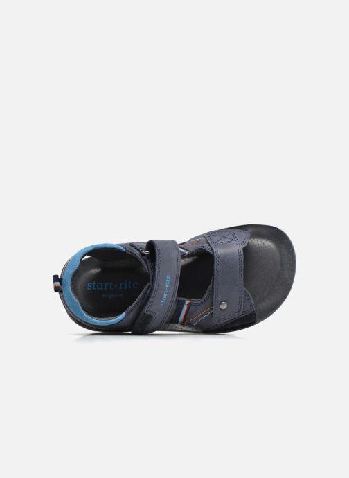 Sandales et nu-pieds Start Rite SR Soft Caleb Bleu vue gauche